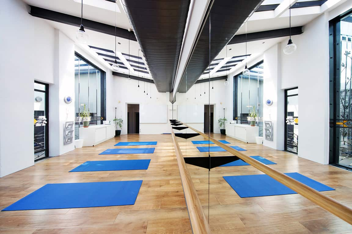 Evolution Pilates studios and physio treatment rooms